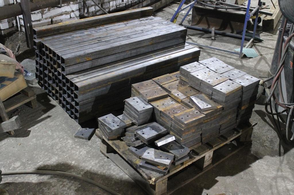 Нержавеющая сталь 1