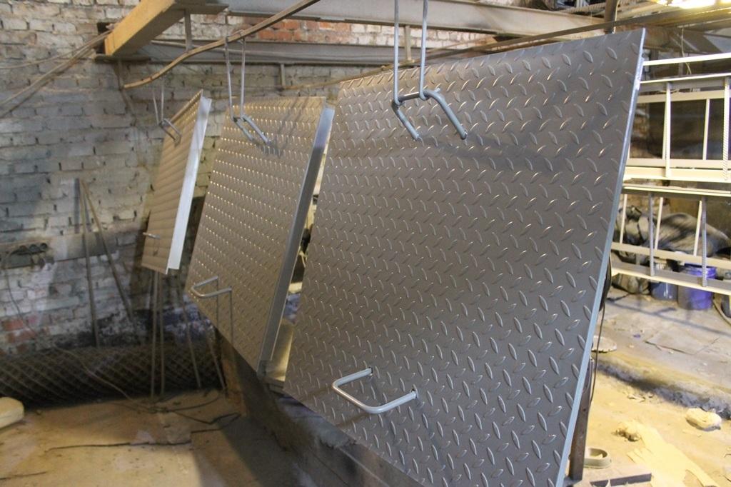 Изготовление строительных металлоконструкций 3