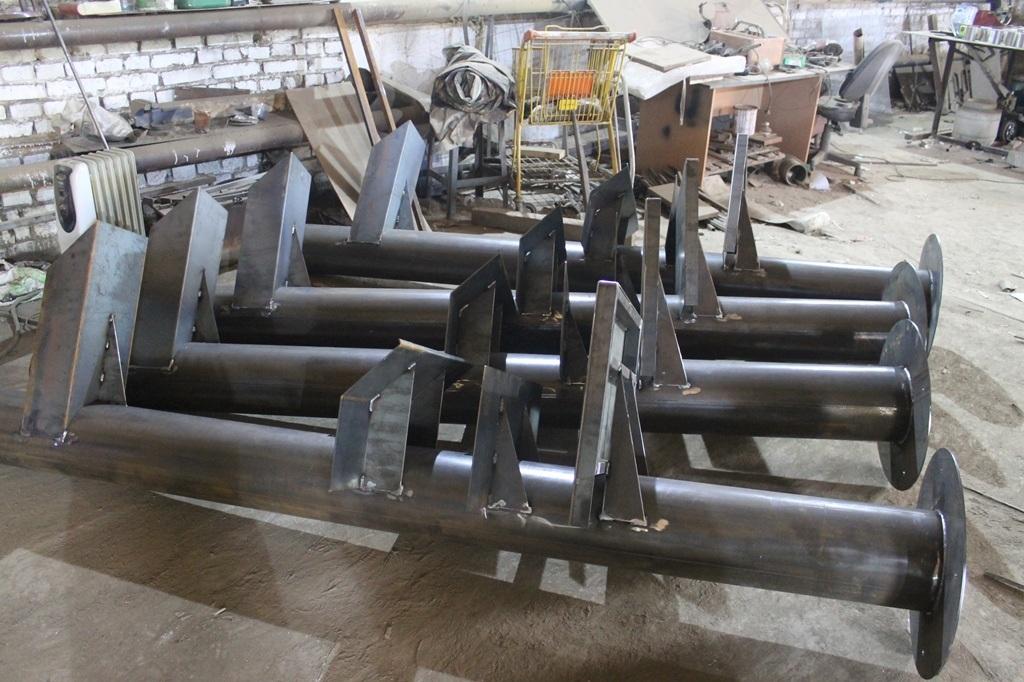 Изготовление строительных металлоконструкций 4
