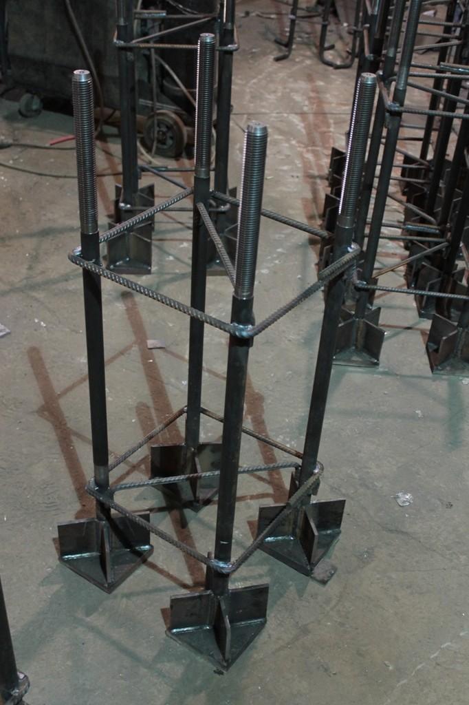 Изготовление строительных металлоконструкций 5